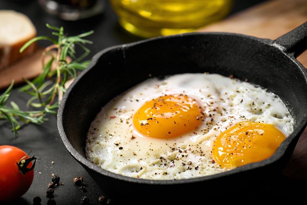 Omega 3 nelle uova