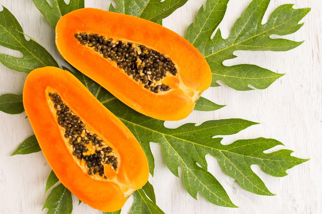 papaya del brasile