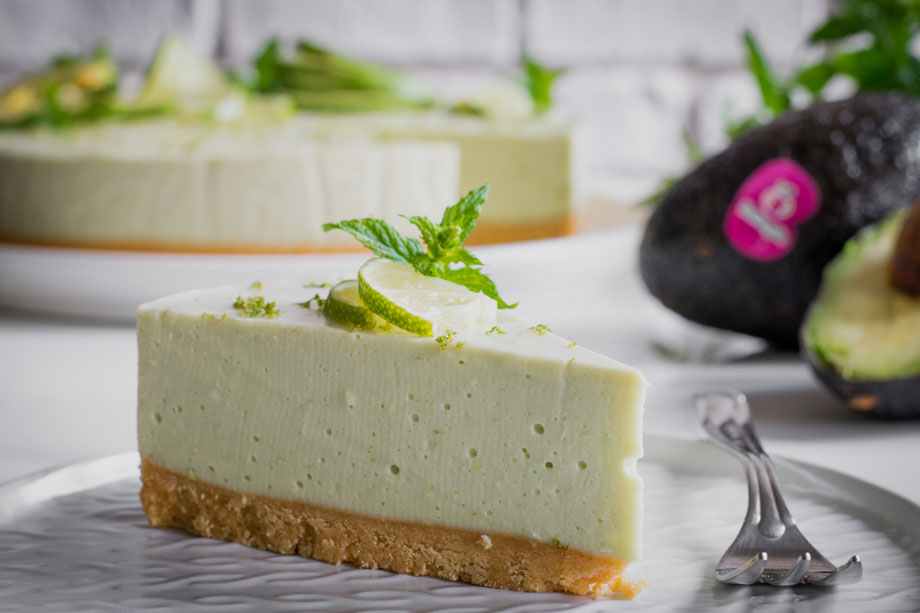Cheese Cake Dolce Avocado Lime