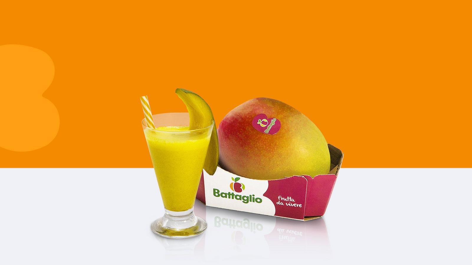 Ricetta Smoothie al mango