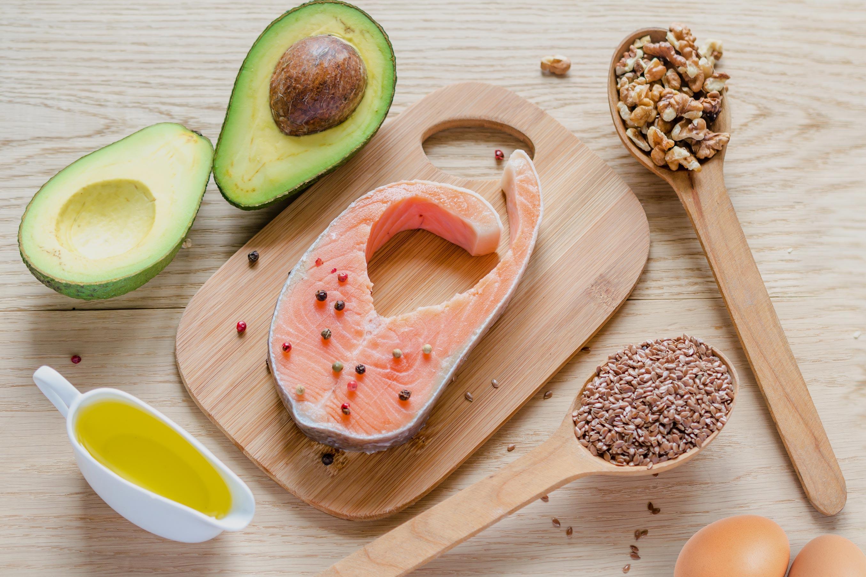 Salmone Avocado Omega 3