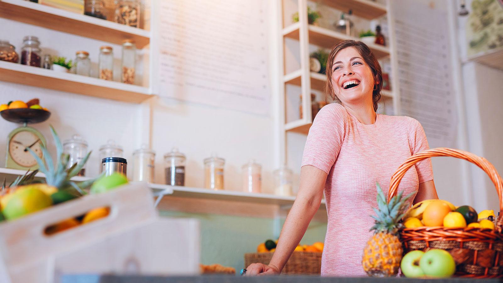 frutta e verdura toccasana per l'umore