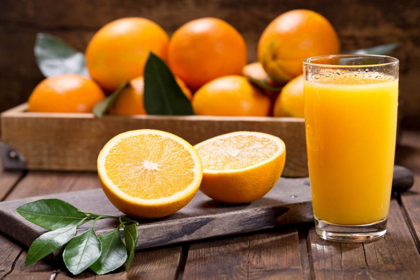 arancia succo